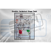 DOUBLE JACKETED GLASS UNIT
