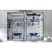 GLASS REACTOR VESSEL