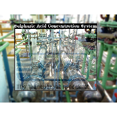 SULFURIC ACID CONCENTRATION SYSTEM